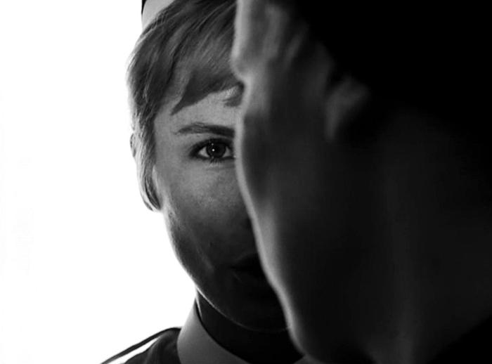 Persona - Ingmar Bergman - espacio del plano