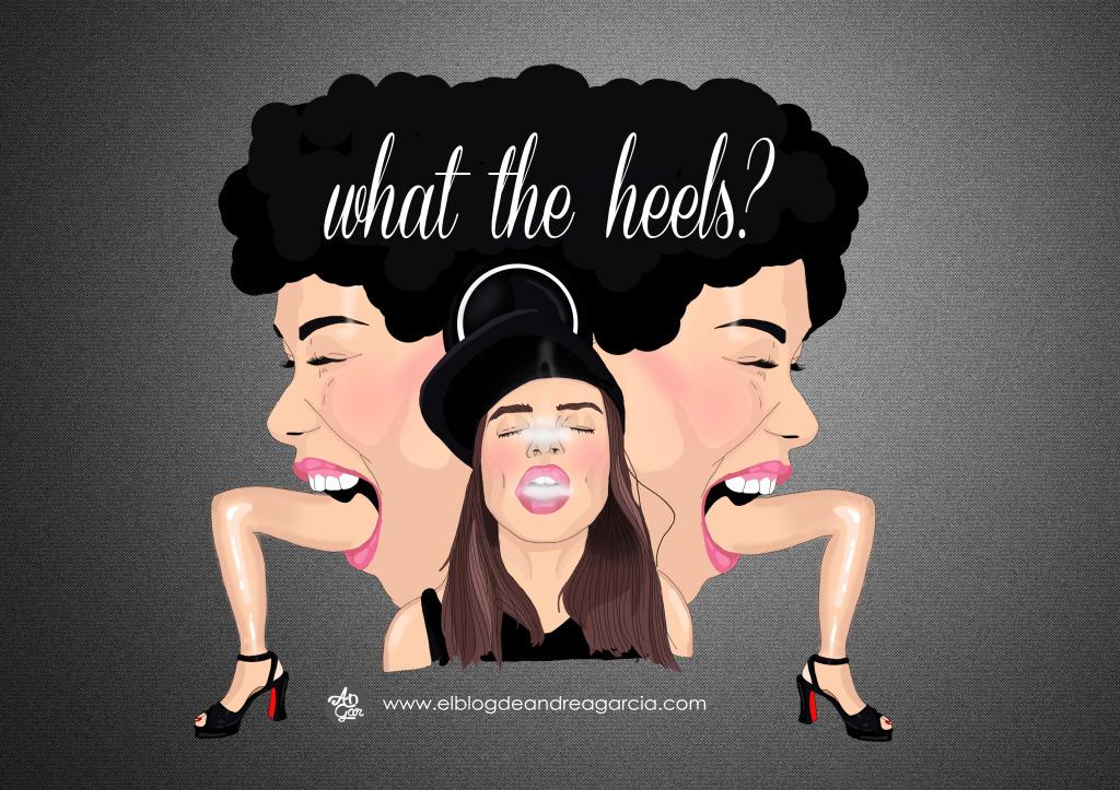 Andrea García - What the heels