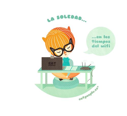 La soledad en los tiempos del wifi