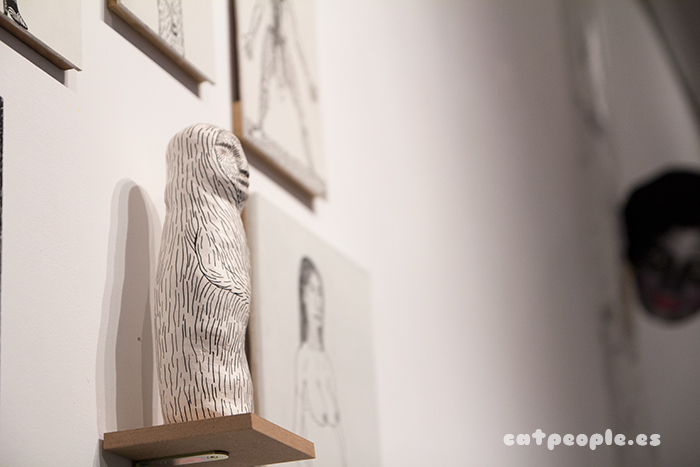 Exposición en Galería Liebre