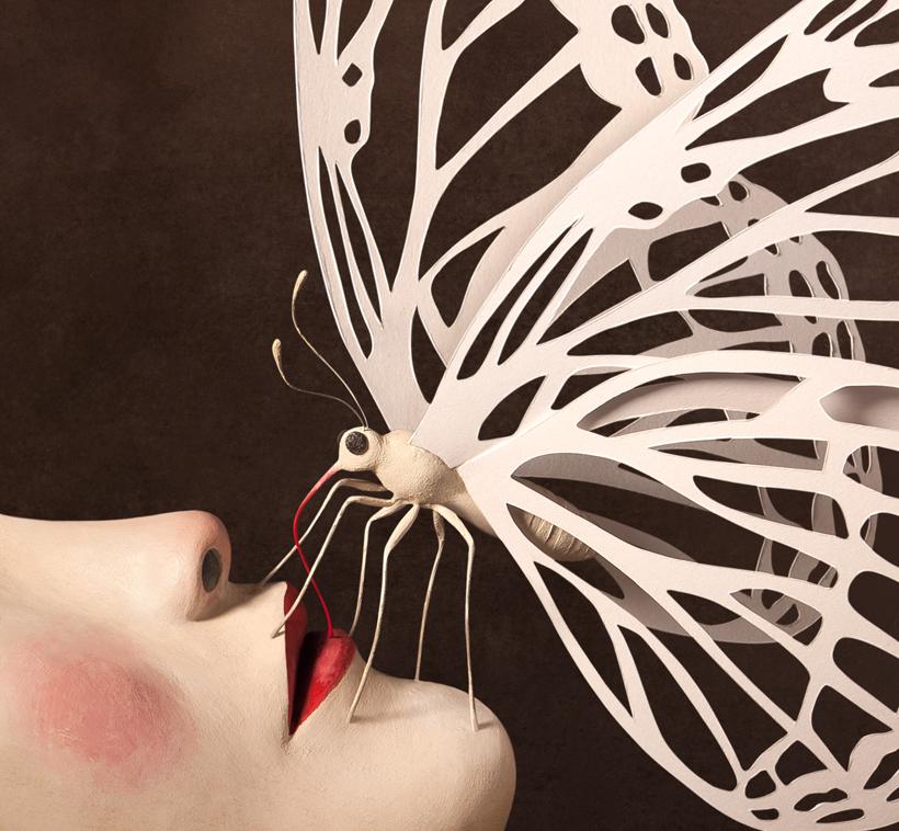 Irma Gruenholz - Butterfly
