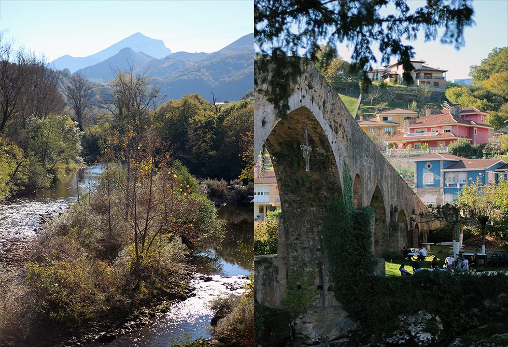 Cangas de Onís - Río y Puente
