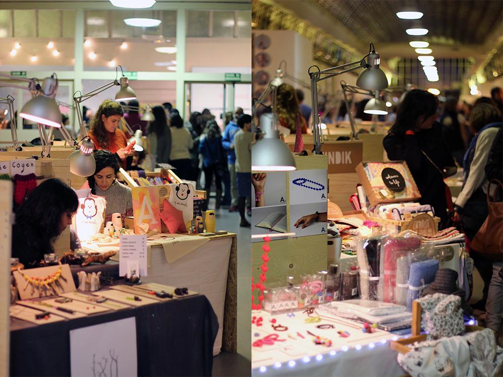 Nómada Market - Puestos de Artesanía