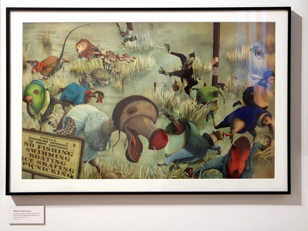 Alicia Museo ABC El criquet de la Reina - Rebecca Dautremer