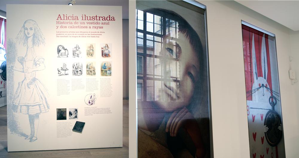 Alicia Museo ABC Alicia Ilustrada