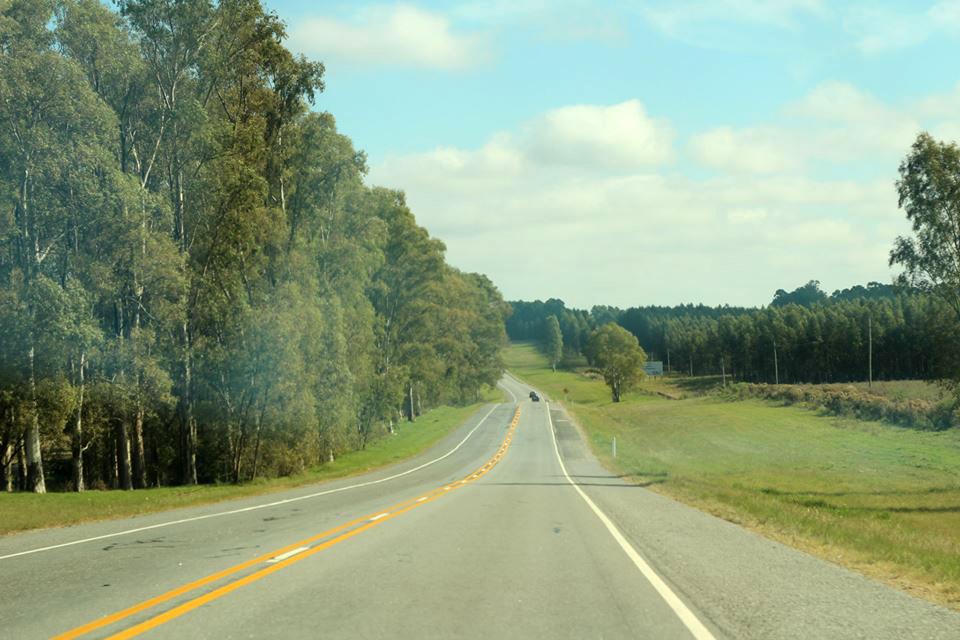 Carreteras a Salto