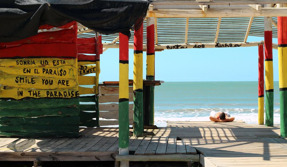 Punta del Diablo Playa