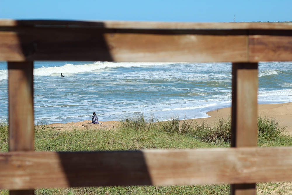 Mirador de Ballenas Playa Grande Uruguay Punta del Diablo