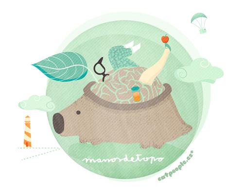 Manos de Topo - Un cerebro repleto de recuerdos inútiles