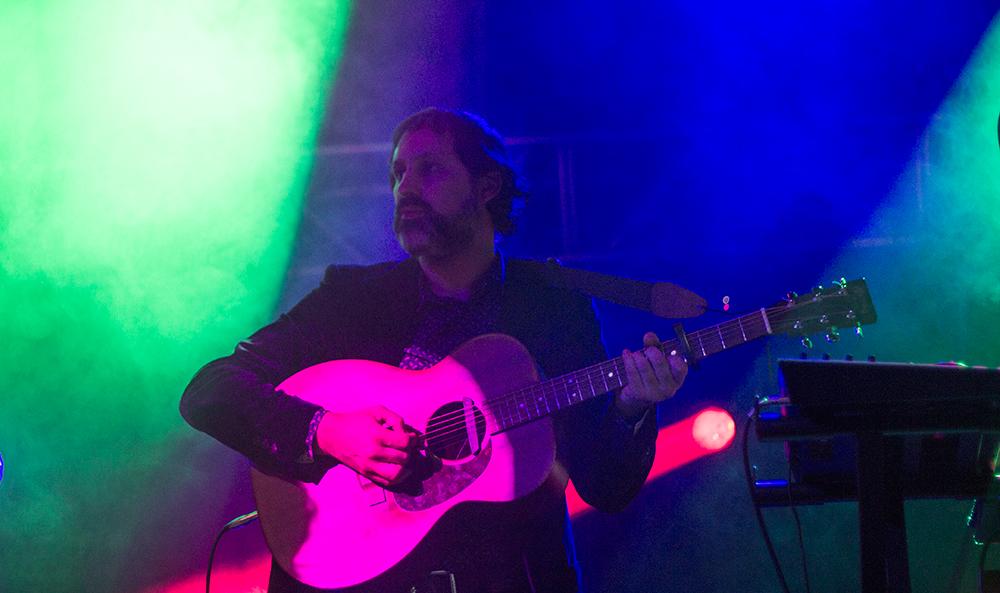 Guitarrista de Tulsa - Los Exiliados Románticos