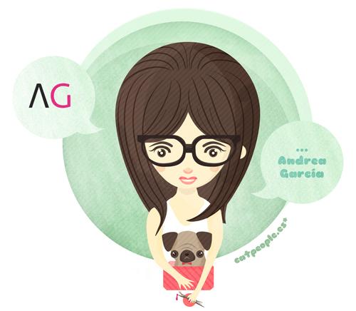 Andrea García - Ilustración, diseño y publicidad
